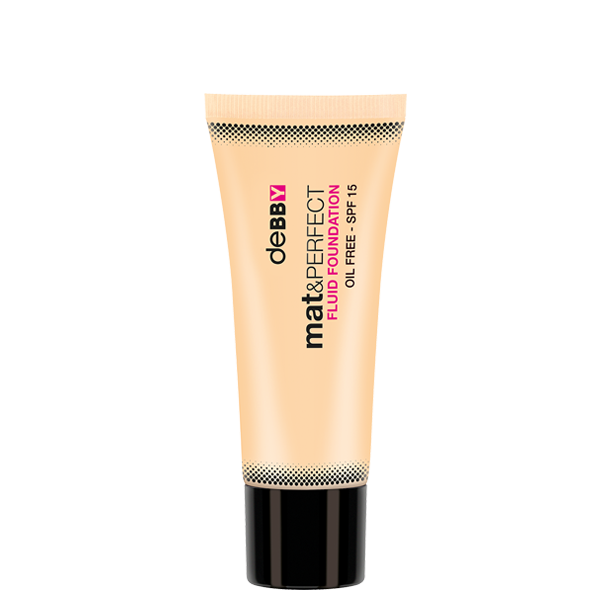 <p><strong>mat</strong>&amp;PERFECT<strong> FLUID FOUNDATION</strong></p>