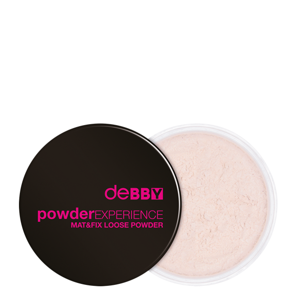 <p><strong>powder</strong>EXPERIENCE<strong> MAT&amp;FIX LOOSE POWDER</strong></p>