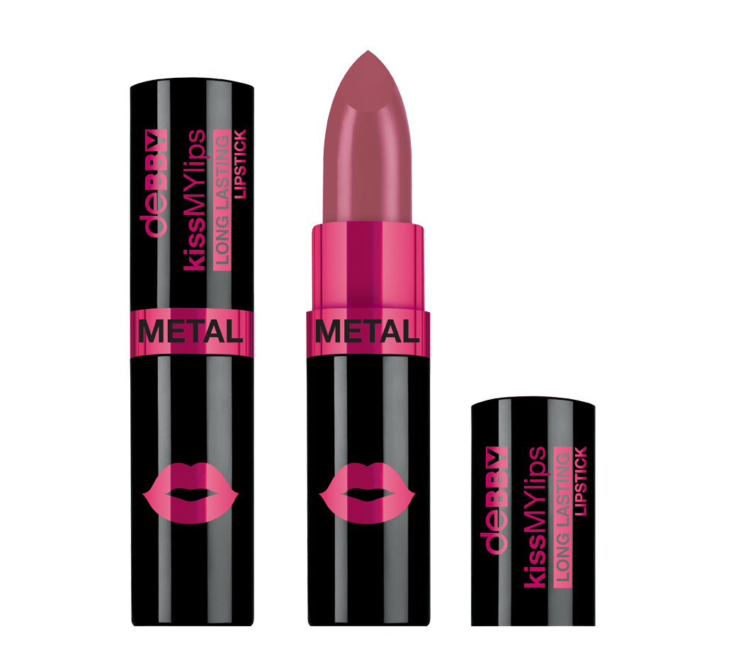 <p><strong>kiss</strong>MYlips <strong>LONG LASTING LIPSTICK</strong> METAL collection</p>