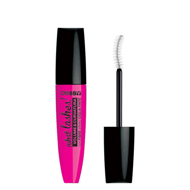 <p>What lashes! <strong>VOLUME & CURVATURA </strong></p>